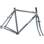 Surly - Bikes/frames: Surly Cross Check F/set 52 Gry - Click For More Info