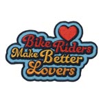All-city - Parts: Allcity Better Lovers Patch Multi - Click For More Info