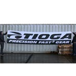 Tioga: Tioga Logo Banner Small - Click For More Info