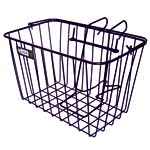 Adie: Adie Front Wire Basket Black - Click For More Info