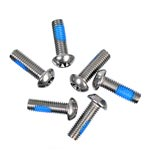 Halo: Halo Disc Rotor Bolts Ss(6) - Click For More Info