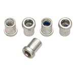 Dia-compe: Dc Recessed Brake Nut 28mm - Click For More Info