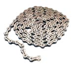 Gusset Components: Gusset Gs-10 10sp Chain Sil - Click For More Info
