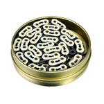 Gusset: Gusset Badger Chain 3/32 B/wh - Click For More Info