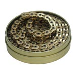 Gusset: Gusset Bling Slink Chain 3/32 - Click For More Info
