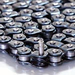 Volume Bmx: Volume 1/2 Link Chain Sil - Click For More Info
