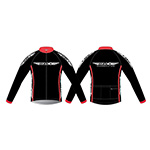 Halo: Halo Logo Road/xc Jrsy Ls Sm - Click For More Info