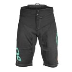 Tsg: Tsg Mj2 Shorts Blk/turq Sm - Click For More Info