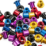 Id: Id Dbl C/ring Bolts Alloy Blu - Click For More Info
