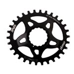 Mrp - Drivetrain: Mrp Wave Ring Rf B Oval 30t Blk - Click For More Info