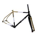 All-city - Bikes: Ac Cosmic Stallion F/set 58cm Gold - Click For More Info