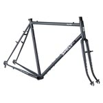 Surly - Bikes/frames: Surly Pack Rat F/set 26/50 Gry - Click For More Info