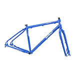 Surly - Bikes/frames: Surly Bridge Club F/set Lg Blu - Click For More Info