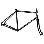 Surly - Bikes/frames: Surly Disc Trk F/st 26w 56 Blk - Click For More Info