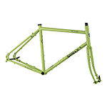 Surly - Bikes/frames: Surly Disc Trk F/st 26w 46 Grn - Click For More Info