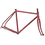 Surly - Bikes/frames: Surly Mn Special F/st 40cm Red - Click For More Info