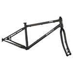 Surly - Bikes/frames: Surly Lowside 26+ F/st Sm Blk - Click For More Info