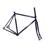 Surly - Bikes/frames: Surly Straggler F/set 62 Blu - Click For More Info