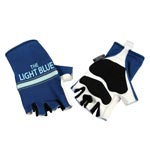 Light Blue Sport: Lb Nuovo Track Mitts Blu Lg - Click For More Info
