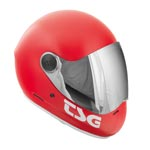 Tsg: Tsg Pass Ff Helmet Sat.fire Red Sm - Click For More Info