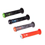 Odi: Odi Hucker Fl Grips Blk/blu - Click For More Info