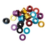 Halo: Halo Axle Nuts Alloy M9 Purp - Click For More Info