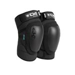 Tsg: Tsg Patrol Air A Kneeguard Grey/blk Md - Click For More Info
