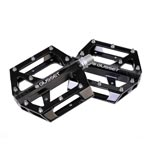Gusset Components: Gusset S2 Alloy Pedals Blk - Click For More Info