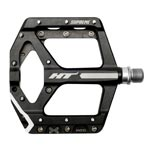 Ht Components: Ht Ans-10 Mtb Pedals Stealth - Click For More Info