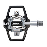 Ht Components: Ht T-1 Sx Clip Pedals Black - Click For More Info