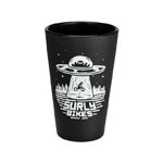 Surly - Parts: Surly Silicone Pint Glass Blk - Click For More Info