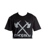 Demolition Bmx: Demolition Axes Tee Xxl Blk - Click For More Info
