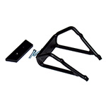Passport: Passport Dbl Wb Cage Mount Bk - Click For More Info